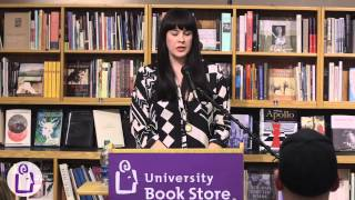 Caitlin Doughty introduces Smoke Gets in Your Eyes at University Book Store - Seattle