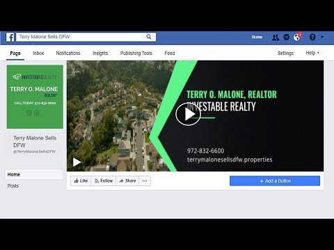 Facebook Cover Videos | Facebook Cover Video Examples for Real Estate