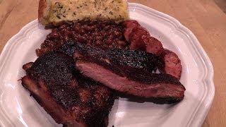 Bbq Pork Ribs On The Yoder Wichita