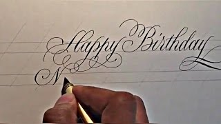 SATISFYING CALLIGRAPHY VIDEO COMPILATION! #2