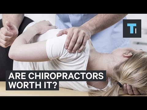 Are chiropractors worth it?
