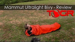 Mammut Ultralight Bivy - Review