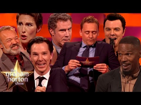 Celebrities Impersonating Other Celebrities - The Graham Norton Show en streaming