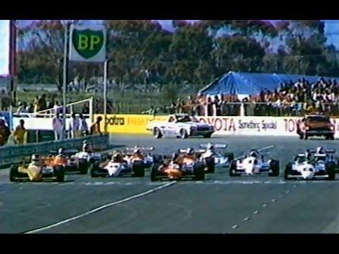 F1 1982 R1 Adelaide Australian Driver