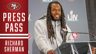 Richard Sherman Ready to Face Chiefs Challenging Offense | 49ers