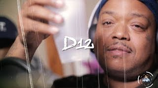 D12 - 100 Proof Freestyle (Bless The Booth) | DJBooth Exclusive