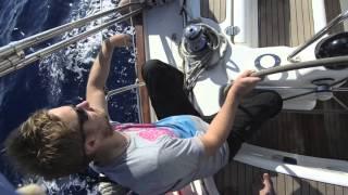 Обзорное видео нашего похода по островам Греции.(Отчетное видео. Яхтинг по греческим Кикладам, купание, нырки и отличный отдых., 2013-09-30T14:13:04.000Z)