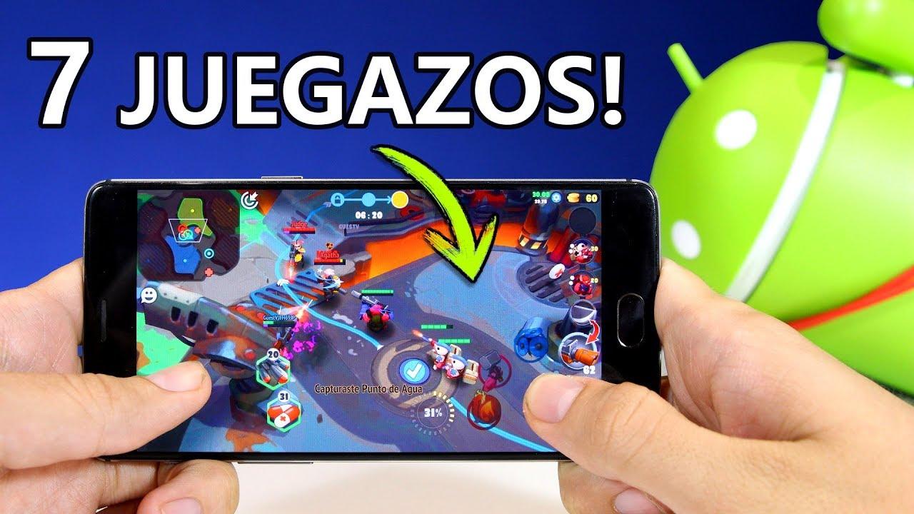 Top 7 Mejores Juegos Para Android Nuevos Y Pros Youtube