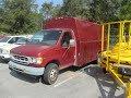 PUBLIC ONLINE AUCTION: 2002 Ford Econoline E-450 Cargo Van