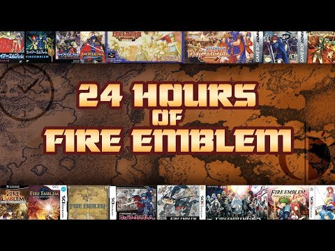 24 Hours of Fire Emblem - The last Promise