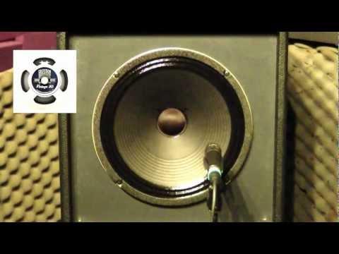 Celestion Vintage 30 - Crunch2