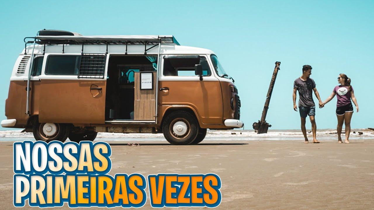 NOSSAS PRIMEIRAS VEZES!!