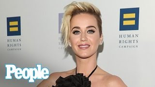 Katy Perry Talks Religious Upbringing, Accepts The HRC National Equality Award | People NOW | People