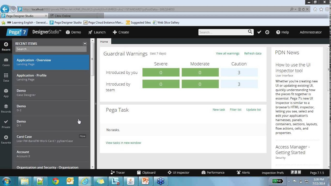 pega 7 roi for business and ease of use for it youtube