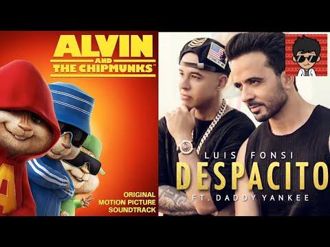Luis Fonsi - Despacito ft. Daddy Yankee | Chipmunk Version
