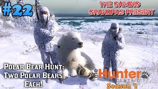 Polar Bear Hunt: Two Polar Bears Each! | The Hunter Classic