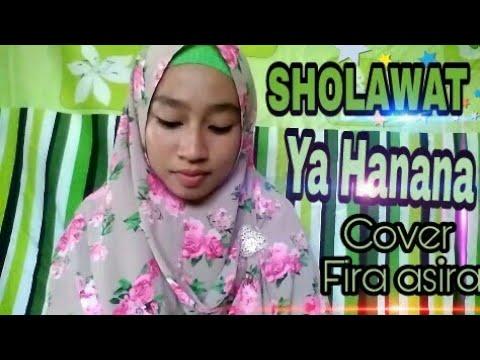 Habib syech- Ya Hanana cover Fira asira