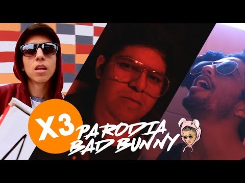 Bad Bunny Parodia (Diabla - Blockia - Un ratito más) | Bukano Ft. DiegoB & Juanca