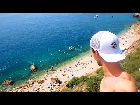 Секретный пляж Балаклавы