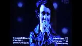 Susanna Erkinheimo - Rakkauslaulu (Idols 2012)