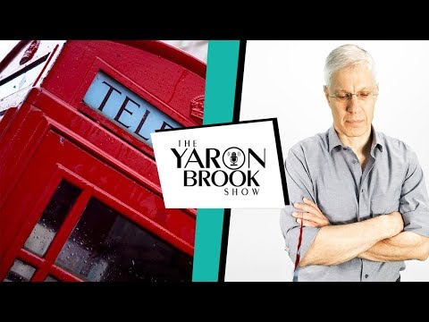 Yaron Brook On-the-Road Update from the UK