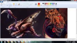 Anatomy of Starcraft: Zergling