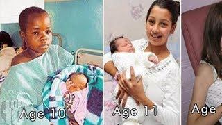 10 YOUNGEST Parents Ever