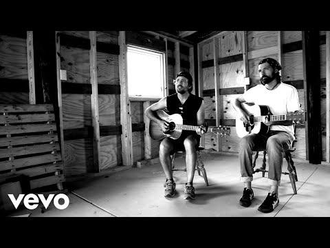 Смотреть клип The Avett Brothers - Back Into The Light