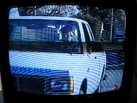 Zero-Cost Battery in an Electric Pickup Truck TV newscast