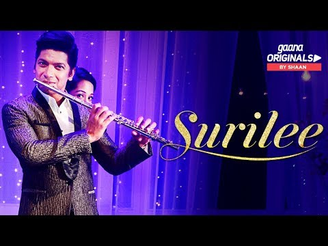 Shaan - Surilee | Official Music Video