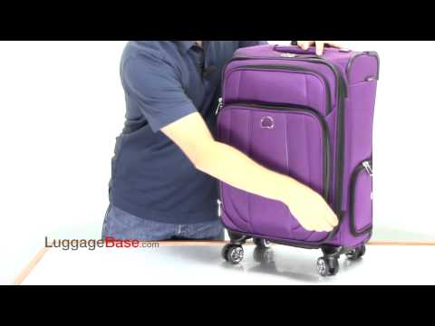 Delsey Helium Cruise Luggage Set - 21 and 26 Spinner Trolleys