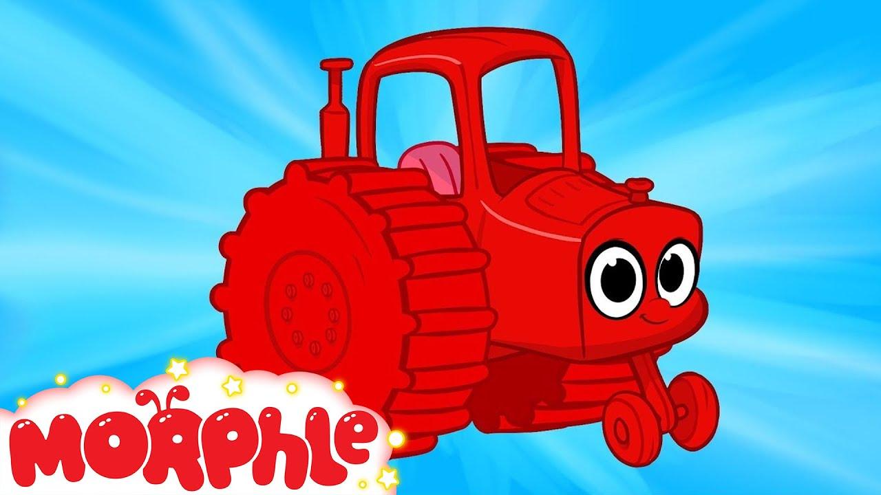 Download My Magic Tractor - My Magic Pet Morphle