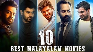 10 Best Malayalam Movies of 2017 - By Behindwoods