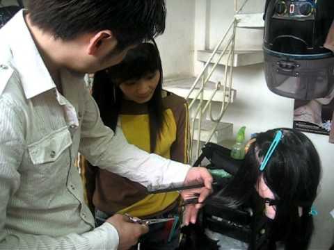 VIDEO DAY CAT TOC_THAY TUAN HUONG DAN HOC VIEN THUC HANH