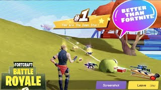How To Download Fortcraft On Android 2018 July - The Best Fortnite Clone 2018 (READ DESCRIPTION)