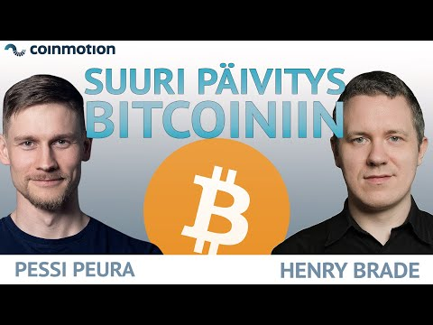 Markkinat romahti📉, mitä nyt? Bitcoiniin tulossa SUURI päivitys | Kryptopodi EP. 3