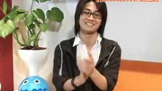 Message from seiyuu Fukuyama Jun, the voice of Lelouch in Code Geas...