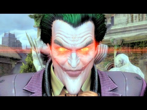 Injustice Gods Among Us The Joker Performs All Character Victory Celebrations Ultimate Edition