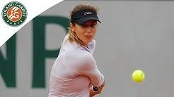 Tsvetana Pironkova v Agnieszka Radwanska Highlights - Women's Round 4 2016 - Roland Garros