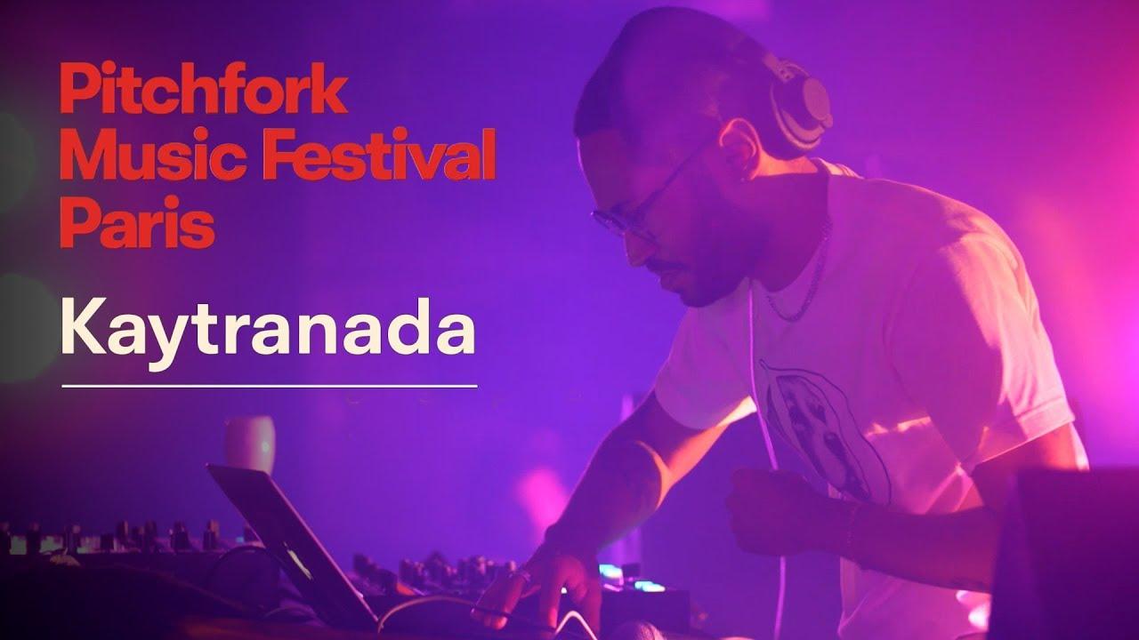 Kaytranada | Pitchfork Music Festival Paris 2018 | Full Set