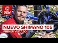 Primer Vistazo Al Nuevo Shimano 105