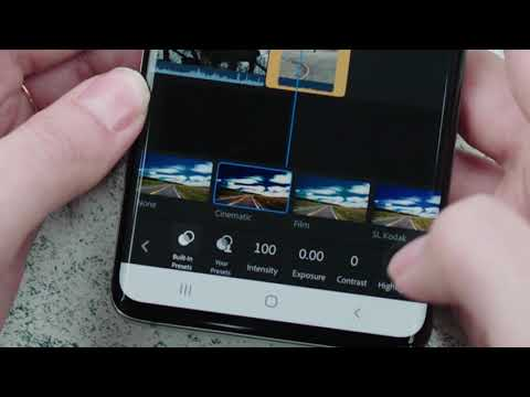 Create & Share Your Videos with Premiere Rush for Android | Lizzie Peirce