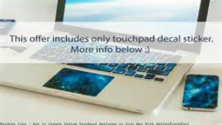 How to Create Custom Trackpad Gestures on Your Mac With BetterTouchToo