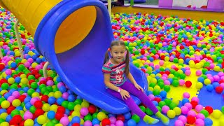 Indoor Playground for kids Family Fun | Play Area Compilation for Children