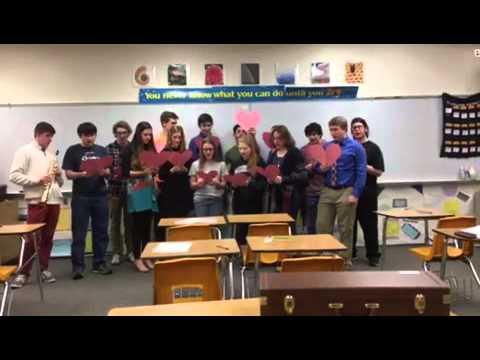 Virtual Valentine Wallenpaupack Area High School