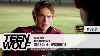 Gesaffelstein - Belgium | Teen Wolf 4x11 Music [HD]