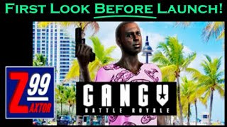 GangV - Civil Battle Royale - First Play Before Launch Day! - GTA Killer?