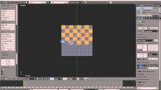Create A Chess Board In Blender - BTEC U41