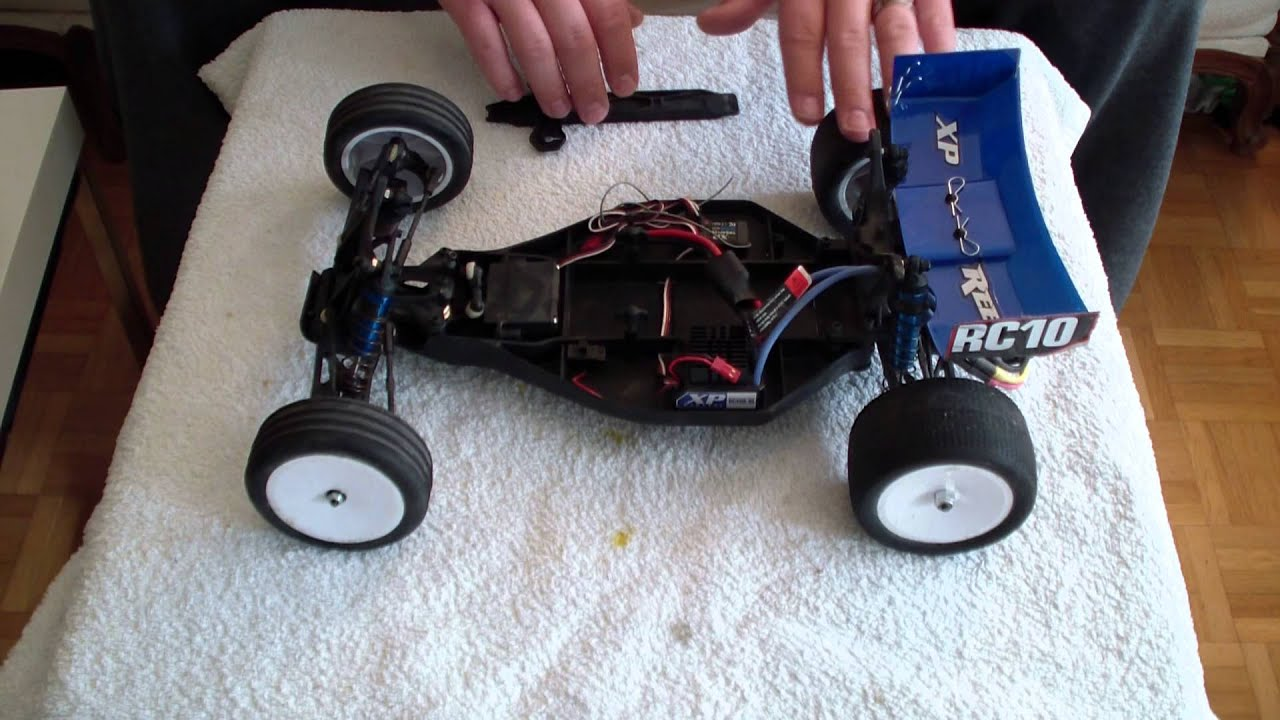 B4 1 2wd from team associated rtr 1 10 brushless review