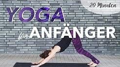 YOGA für Anfänger | 20 Minuten Home Workout